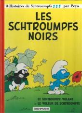 Les schtroumpfs -1b92- Les Schtroumpfs noirs
