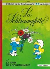 Les schtroumpfs -3b93a- La Schtroumpfette
