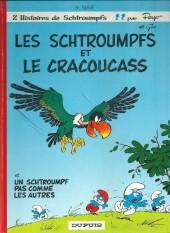 Les schtroumpfs -5b91- Les Schtroumpfs et le Cracoucass