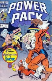 Power Pack (1984) -27- Whose power ?