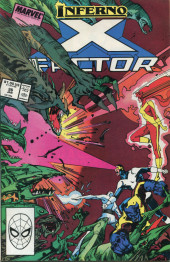 X-Factor (Marvel comics - 1986) -36- Inferno: Transformations