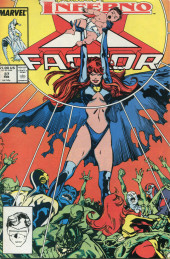 X-Factor (Marvel comics - 1986) -37- Inferno: a matter of honor