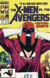 X-Men vs. the Avengers (The) (1987) -2- Uneasy allies