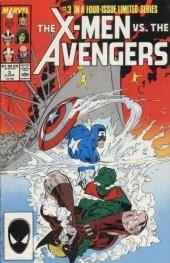X-Men vs. the Avengers (The) (1987) -3- The soviets strike back