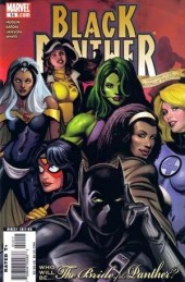 Black Panther Vol.4 (Marvel - 2005) -14- Bride of the Panther part 1