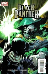 Black Panther Vol.4 (Marvel - 2005) -19- World tour part 1: holiday in Latveria