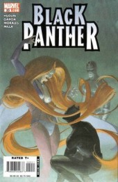 Black Panther Vol.4 (Marvel - 2005) -20- World tour part 2: fly me to the moon