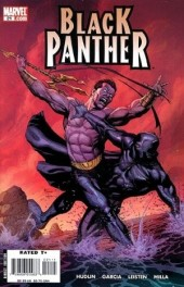 Black Panther Vol.4 (Marvel - 2005) -21- World tour part 3: aqua-boogie