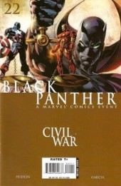 Black Panther Vol.4 (Marvel - 2005) -22- World tour part 4: inside man
