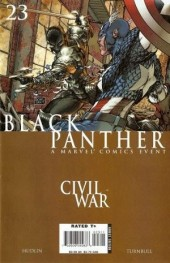 Black Panther Vol.4 (Marvel - 2005) -23- War crimes part 1