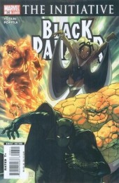 Black Panther Vol.4 (Marvel - 2005) -26- Two plus two part 1: home invasion