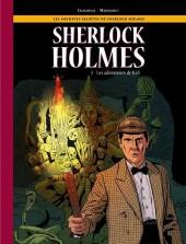 Sherlock Holmes (Les Archives secrètes de) -3- Les adorateurs de Kali
