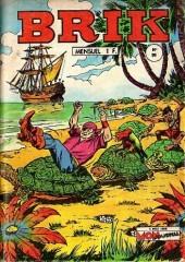 Brik (Mon journal) -98- L'île aux oiseaux