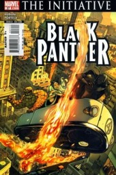 Black Panther Vol.4 (Marvel - 2005) -27- Two plus two part 2