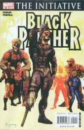 Black Panther Vol.4 (Marvel - 2005)