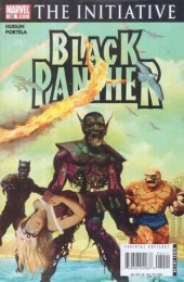 Black Panther Vol.4 (Marvel - 2005) -30- Absolutely no way to win part 3