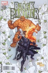Black Panther Vol.4 (Marvel - 2005) -32- Dead or alive ? part 2 : Gangsta Lean