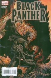 Black Panther Vol.4 (Marvel - 2005) -33- Dead or alive ? part 3 : ready to die