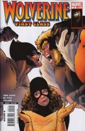 Wolverine: First class (2008) -2- Surprise