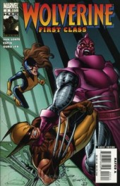 Wolverine: First class (2008) -3- The last knights of Wundagore part 1