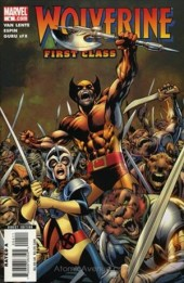 Wolverine: First class (2008) -4- The last knights of Wundagore part 2