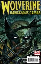 Wolverine: Dangerous games (2008) - Dangerous games