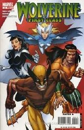Wolverine: First class (2008) -5- Citadel