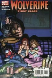 Wolverine: First class (2008) -6- Little girls