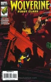 Wolverine: First class (2008) -7- Zone of alienation part 1
