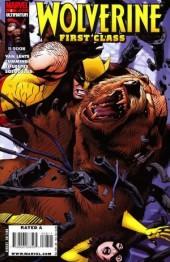 Wolverine: First class (2008) -8- Zone of alienation part 2
