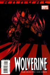 Wolverine (2003) -AN02- Roar