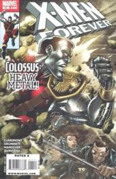 X-Men Forever (2009) -11- Black magic part 1 : snap trap