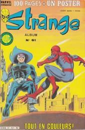 Strange -Rec061- Album N°61 (du n°182 au n°184)