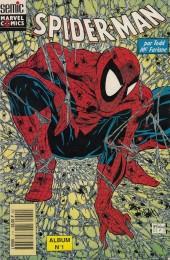 Spider-Man (Semic) -REC01- Album N°1 (n°1 à n°2)