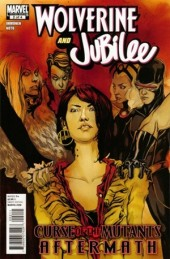 Wolverine and Jubilee (2011) -2- Cursed part 2