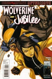 Wolverine and Jubilee (2011) -4- Cursed part 4