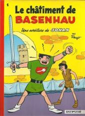 Johan et Pirlouit -1b81- Le châtiment de Basenhau