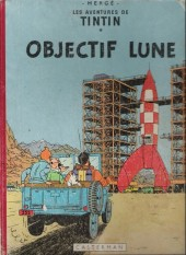 Tintin (Historique) -16B19- Objectif Lune