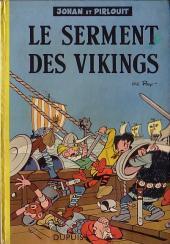 Johan et Pirlouit -5- Le serment des vikings