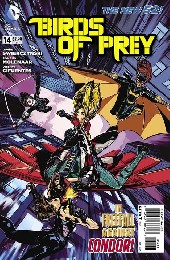 Birds of Prey (2011) -14- Three Hours of the Condor