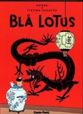 Tintin (en langues étrangères) -5Suédois- Blå Lotus