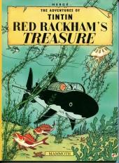 Tintin (The Adventures of) -12e1996- Red Rackham's Treasure