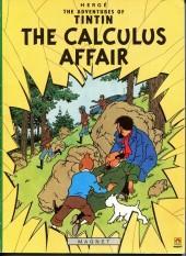 Tintin (The Adventures of) -18e07- The Calculus Affair