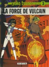 Yoko Tsuno -3b86- La forge de Vulcain