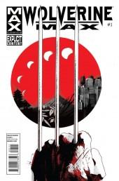 Wolverine Max (2012) -1- Permanent Rage
