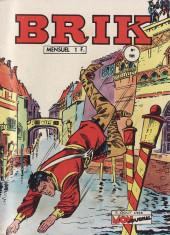 Brik (Mon journal) -101- Œil pour œil