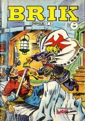 Brik (Mon journal) -104- Mambo le magicien