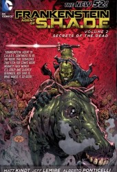 Frankenstein, Agent of S.H.A.D.E. (2011) -INT02- Secrets of the Dead