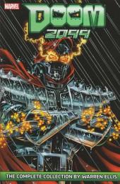 Doom 2099 (Marvel comics - 1993) -INT- Doom 2099: The Complete Collection By Warren Ellis
