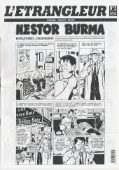 L'Étrangleur - Nestor Burma -5- Boulevard... Ossements (2)